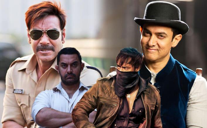 Aamir Khan VS Ajay Devgn