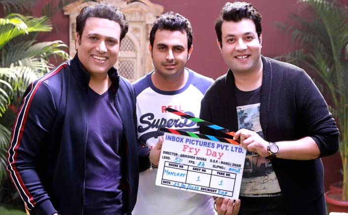Abhishek Dogra Is Back With Fryday Starring Govinda and Varun Sharma