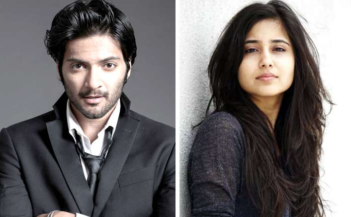 Ali Fazal and Shweta Tripathi in Farhan Akhtar's web series Mirzapur