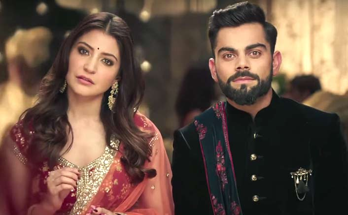 Anushka Sharma & Virat Kholi Make A Picture-Perfect Couple In This Video