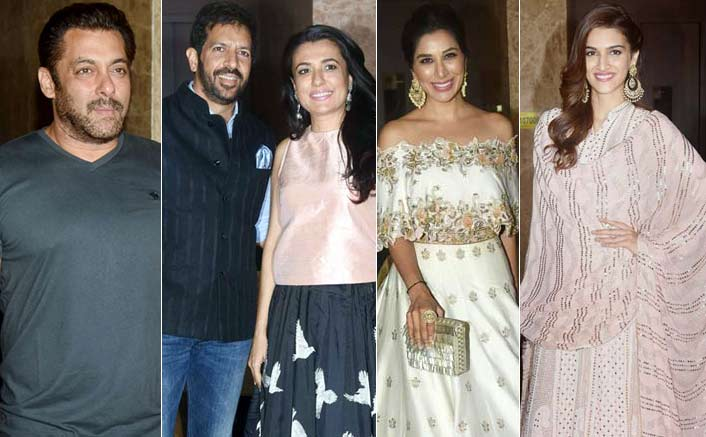 Bollywood Celebrities Give Full Attendance At Ramesh Taurani's Diwali Party