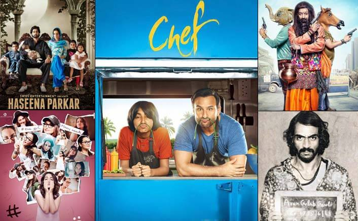 Box Office - Chef is a Disaster, collects lesser than Daddy, Bank Chor, Noor and Haseena Parkar