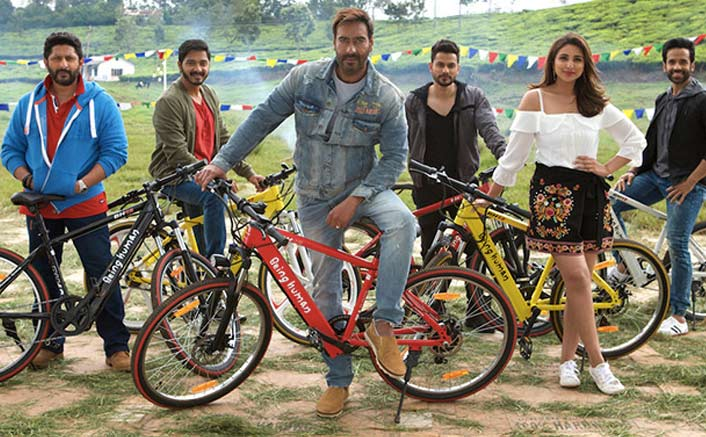 Box Office - Golmaal Again takes the BIGGEST opening of 2017