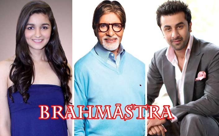 Amitabh, Alia, Ranbir's Next To Be Titled As BRAHMĀSTRA