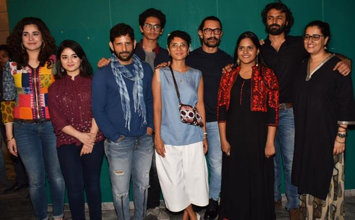 Director Advait Chandan throws a Success Party for 'Secret Superstar'