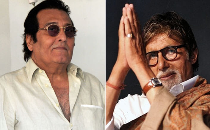 Amitabh Bachchan and Vinod Khanna