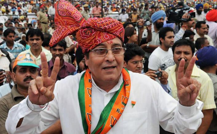 Vinod Khanna MP