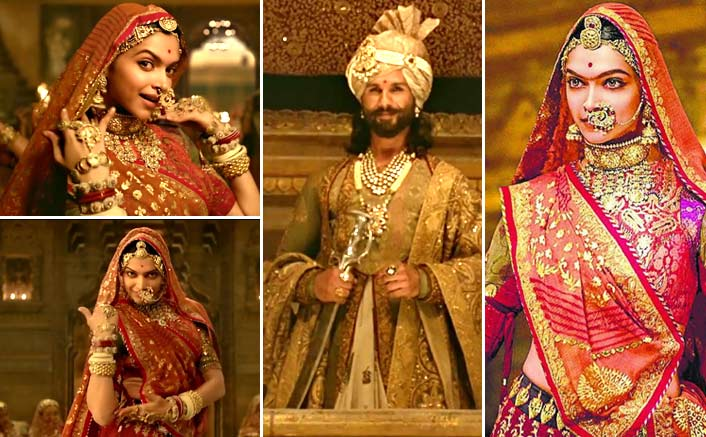 Ghoomar Song Out Now! Deepika Padukone Steals The Show With Her Charm & Twirls
