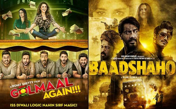 Golmaal Again becomes 12th highest grosser of 2017 in just two days