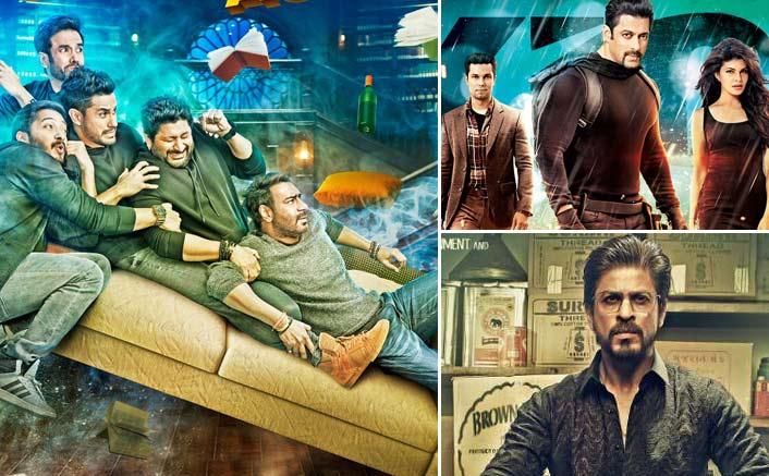 Golmaal Again Beats Movies Like Kick & Raees To Enter The 100 Crore Club