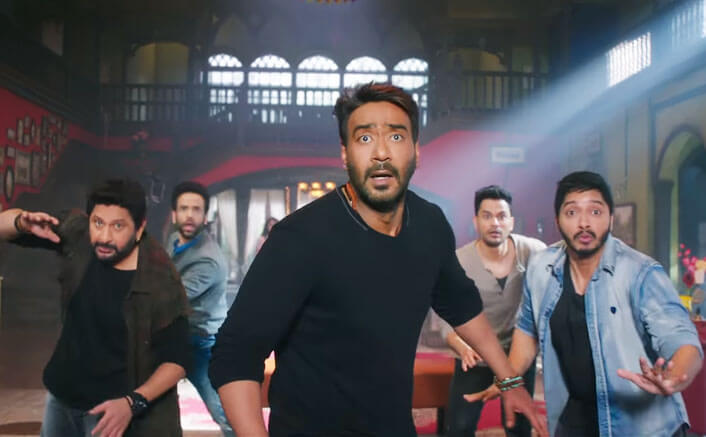 Golmaal Again is the first 100 crore film with a supernatural twist