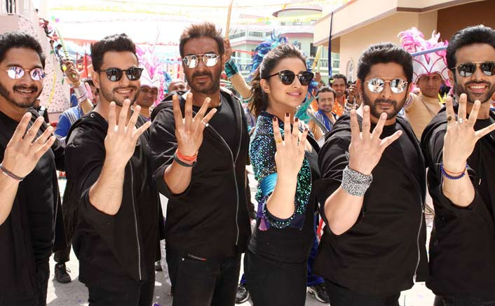 Golmaal Again Box Office 1st Day: All Set To Take Earth Shattering Opening