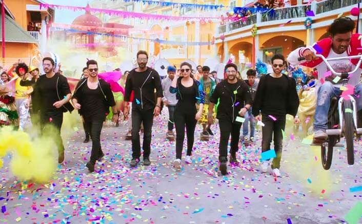 Golmaal Again Inches Towards 200 Crore Mark At The Worldwide Box Office