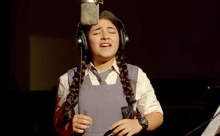 Here's presenting Aamir Khan's no 1 song from Secret Superstar titled Nachdi Phira