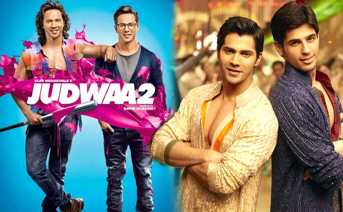 Judwaa 2 Achieves Another Record At The Box Office; Crosses 2 More Films Of Varun Dhawan