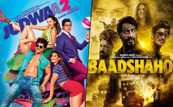 Judwaa 2 Climbs Up A Position In Top 10 Highest Grossing Movies Of 2017
