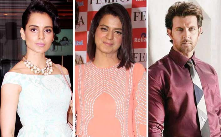 Kangana Ranaut Has Moved On: Her Sister Rangoli Responds After Hrithik Roshan's Complaint Goes Viral