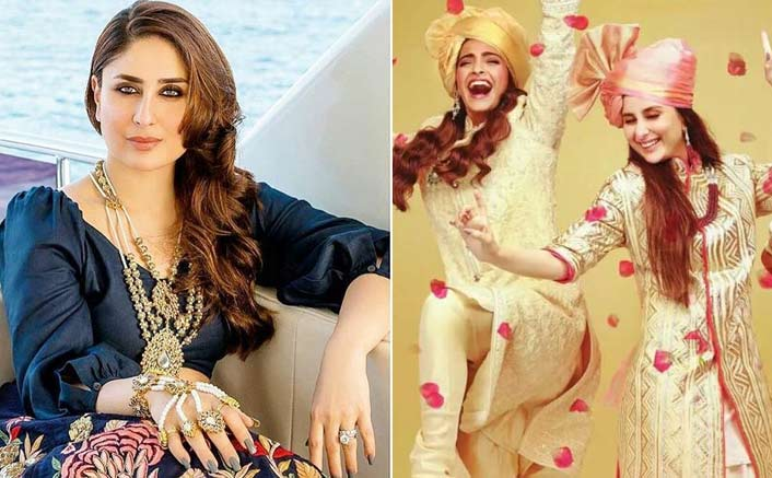 Kareena Kapoor Khan Practicing For Veere Di Wedding Song