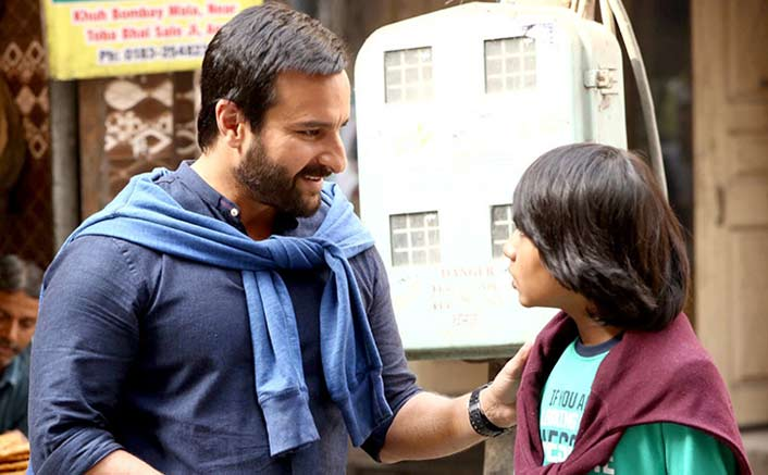Morning Occupancy! Saif Ali Khan's Chef Opens To A Dull Response At The Box Office