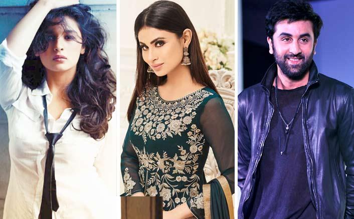 Mouni Roy To Share Screen Space With Alia, Ranbir & Big B In Brahmastra