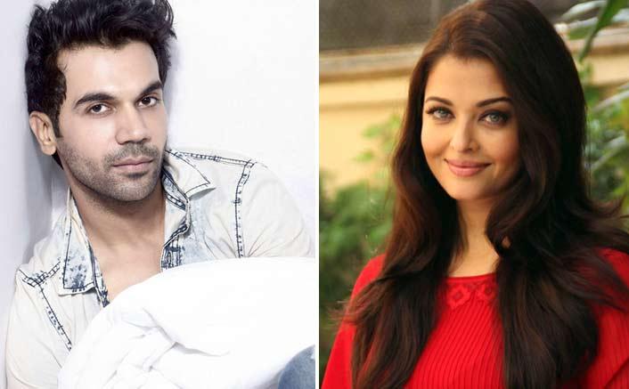 Nervous about romancing Aishwarya, says Rajkummar Rao