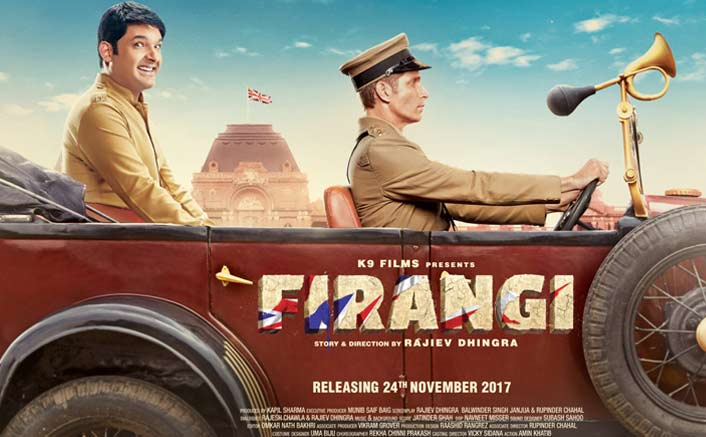 New Poster: Firangi Is All Geared Up For Coming Tomorrow