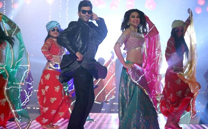 Rajkummar Rao & Kriti Kharbanda shot for a quirky promotional track for Shaadi Mein Zaroor Aana!