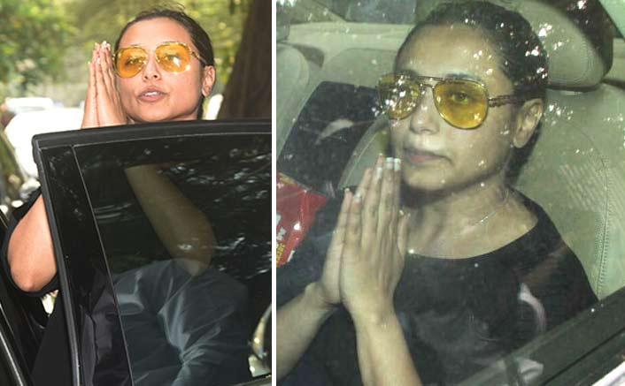 Rani Mukerji's father dead at 84