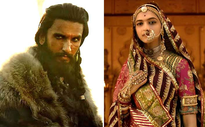 Ranveer Singh & Deepika Padukone Get Emotional On The Amazing Response For Padmavati