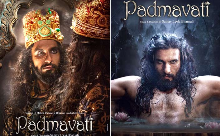 Ranveer Singh's First Look As Sultan Allaudin Khilji From Padmavati Is Jaw Dropping