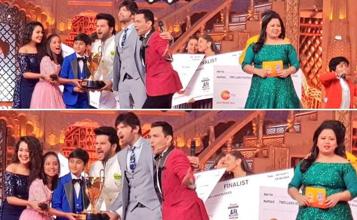 Sa Re Ga Ma Pa Li'l Champs Winners: Shreyan Bhattacharya, Anjali Gaikwad Win The Trophy