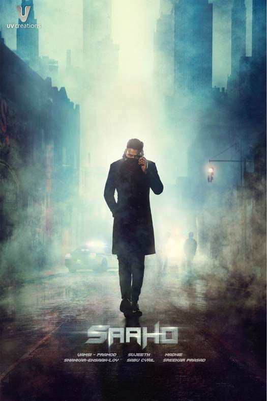 The first look Saaho