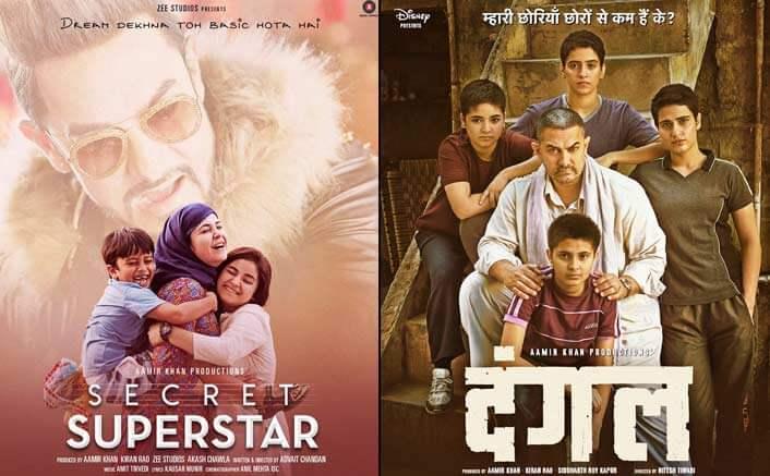 For me, Secret Superstar is a bigger film than Dangal: Aamir Khan