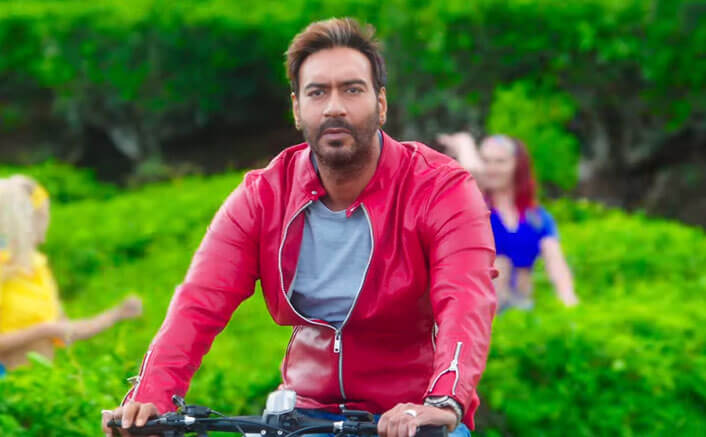 Star Ranking Update:Ajay Devgn Adds 100 Points With Golmaal Again