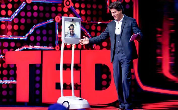 'TED Talks': SRK returns to 'spread love, ideas' on TV