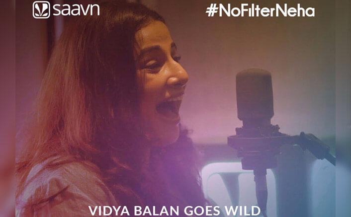 Things Vidya Balan reveals on #NoFilterNeha!