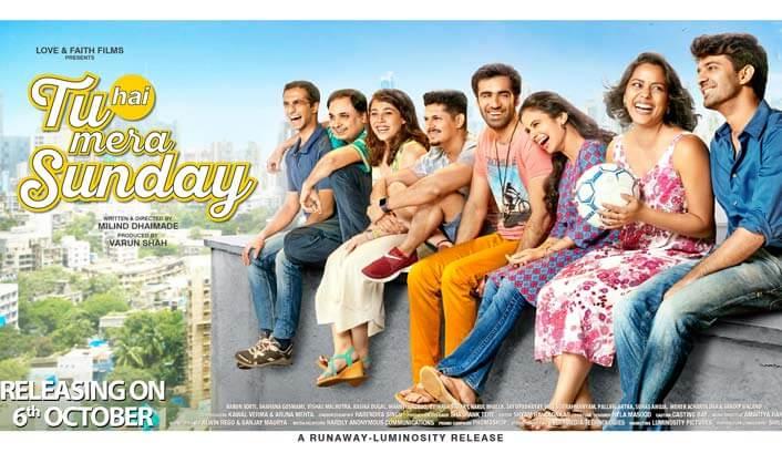Tu Hai Mera Sunday Movie Review