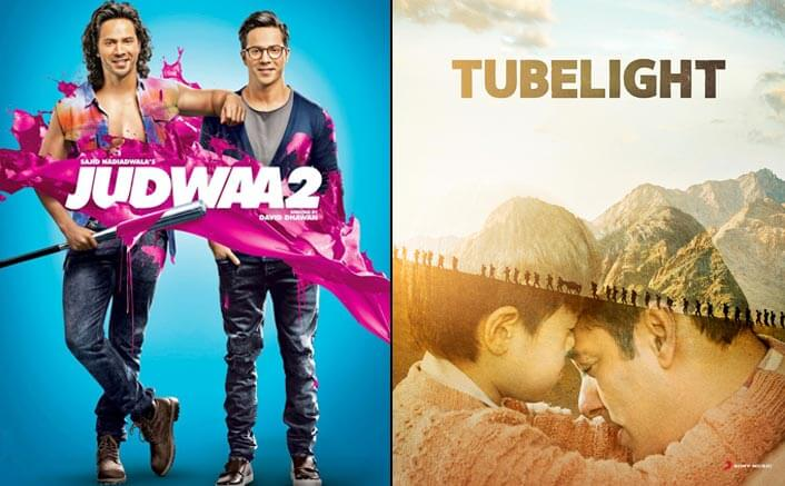 Varun Dhawan Beats Salman Khan! Judwaa 2 Surpasses Tubelight At The Box Office