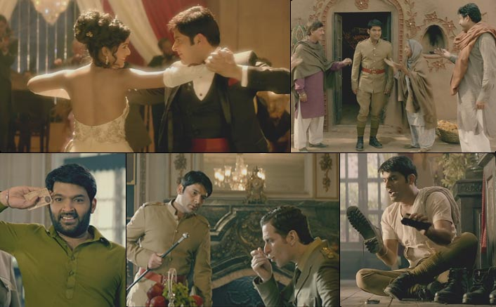 VIDEO! Oye Firangi Song From Kapil Sharma's Firangi Is Out!