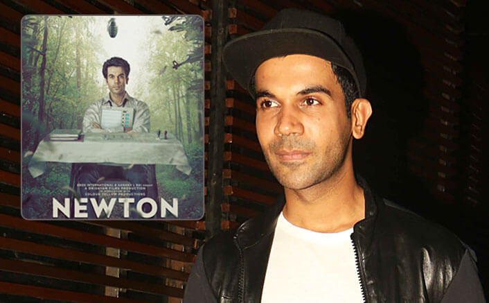 Wasn't affected by 'Newton' controversy: Rajkummar Rao