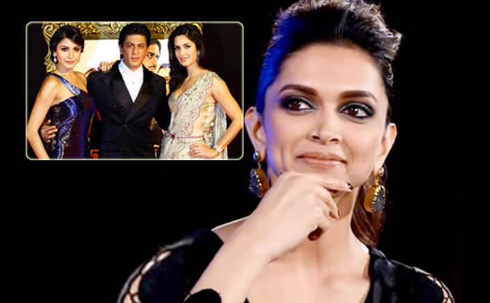 Deepika Padukone To Jin Anushka Sharma & Katrina Kaif In SRK's Dwarf Movie?