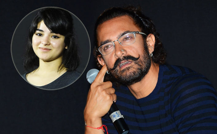 Zaira Wasim finest actor in Hindi film industry: Aamir