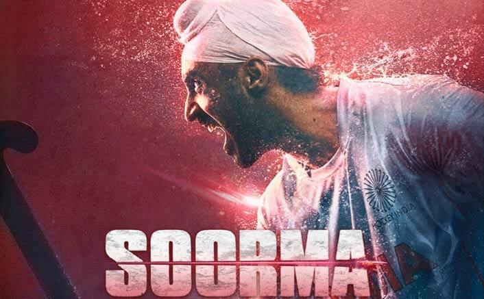 Diljit Dosanjh and Taapsee in Soorma