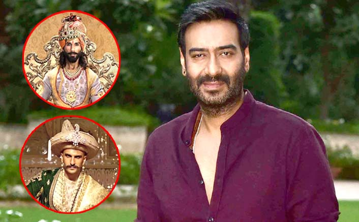 Ajay Devgn Was Offered Bhansali's Bajirao Mastani