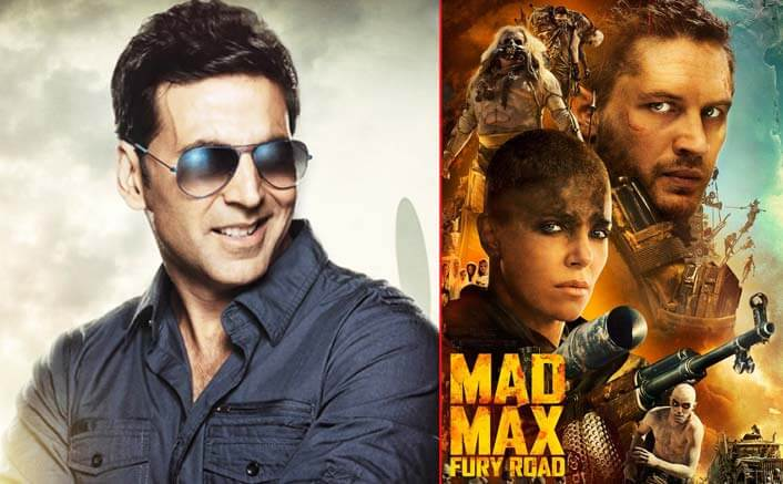 WHAT! Akshay Kumar's Keasri To Have Action Choreographer Lawrence Woodward