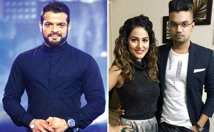 Bigg Boss 11: Hina Khan's Boyfriend Rocky Jaiswal And Karan Patel Get Into A Twitter Fight