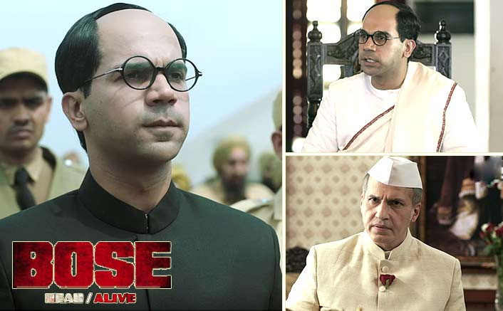 BOSE Dead/Alive – the most extravagant of the ALTBalaji offering starring Rajkummar Rao