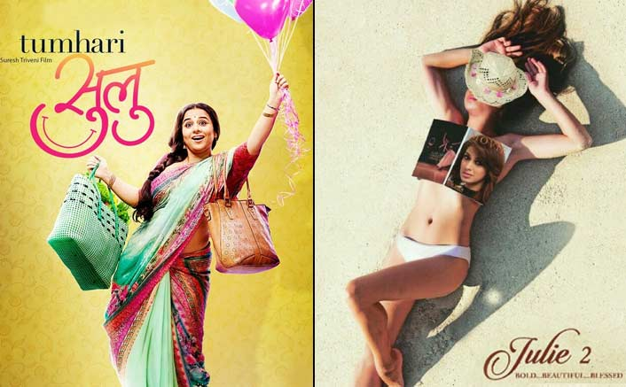 Box Office - Tumhari Sulu is the only film in the running, Julie 2 is washout