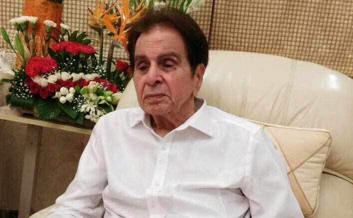 Dilip Kumar hospitalised due to chest infection