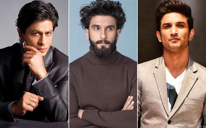 Exclusive - Shah Rukh Khan, Ranveer Singh and Sushant Singh Rajput in a three-way clash next Christmas